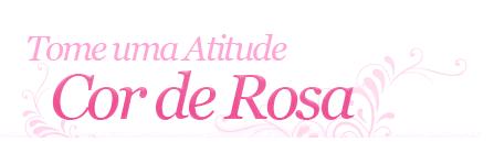 Minha atitude cor de rosa