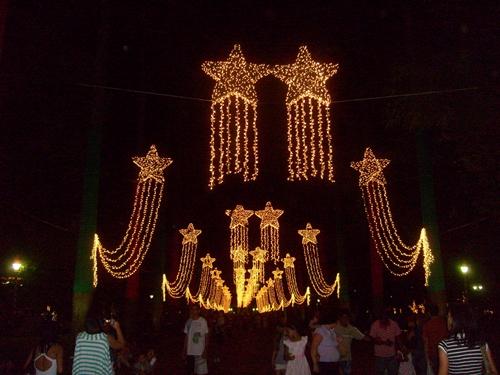 Cidades brasileiras decoradas para o Natal 2009