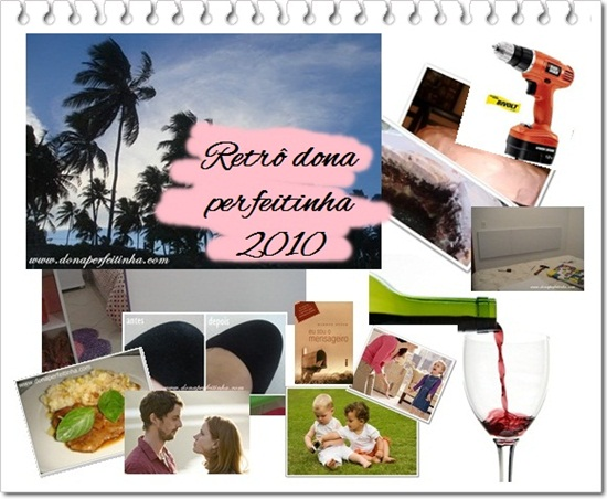 Retrospectiva do blog para 2010