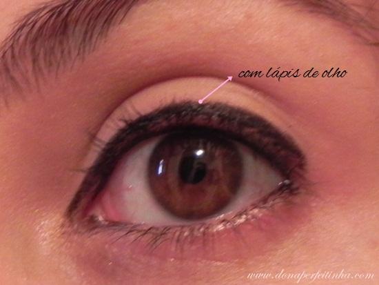 Como delinear os olhos: as 4 formas mais comuns, suas vantagens e desvantagens