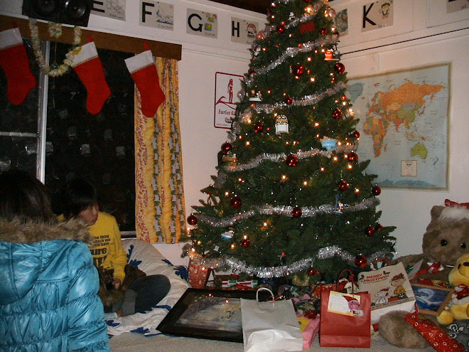 2007  Christmas (The Tree)