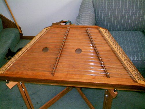 MY HAMMERED DULCIMER