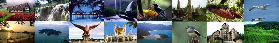 KEINDAHAN MALAYSIA