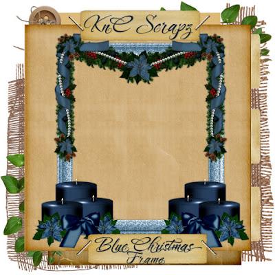 http://kncscrapz.blogspot.com/2009/10/blue-christmas-frame-freebie.html