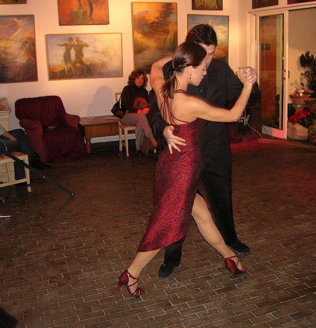 vernissage Tango Art