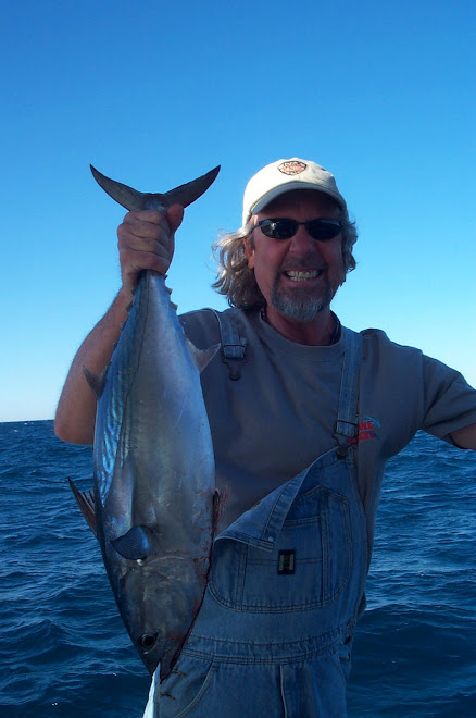 1st Tuna of the trip