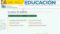 ESCUELA DE PADRES PÁGINA DEL MEC