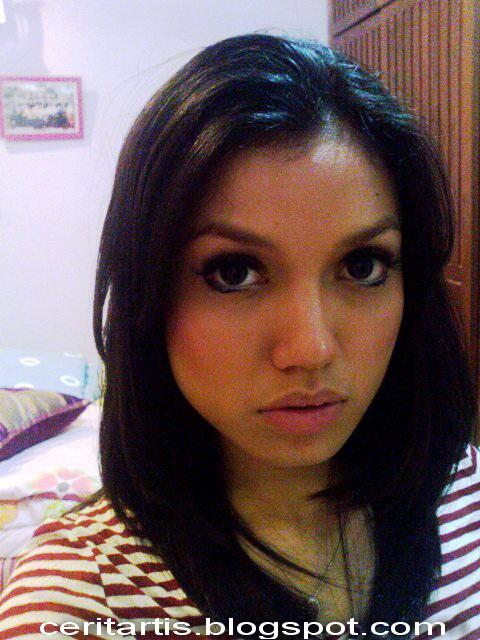 Gambar Puteri Sarah Liyana ( Angelina Jolie Malaysia? )