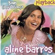 Download CD Aline Barros   Bom é Ser Criança, Vol. 02