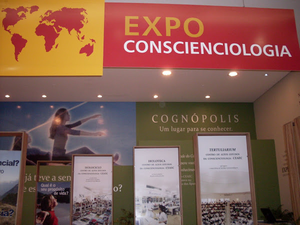 expoconscienciologia - Shopping JL Cataratas