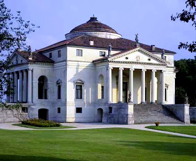 Villa Capra - La Rotonda, Vicenza
