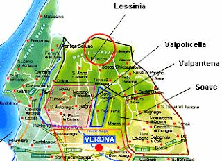 Lessinia, Verona