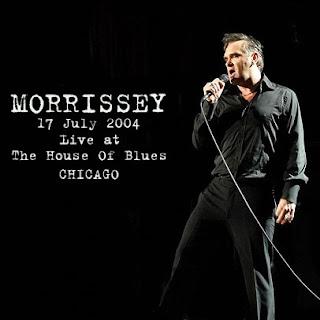 T.U.B.E. (Temporarily): Morrissey - 2004-07-17 - Chicago ...