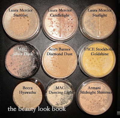 The Beauty Look Book Color Focus Neutral Sparkle Amp Glow