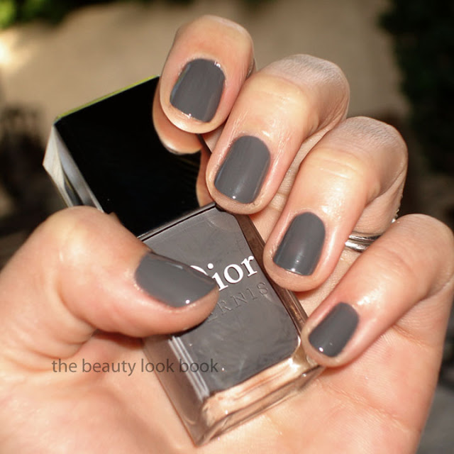 the beauty look book dior vernis gris city collection gris montaigne bond street ny57th. Black Bedroom Furniture Sets. Home Design Ideas