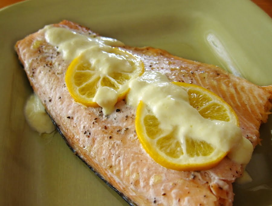 how to cook thin coho salmon fillet