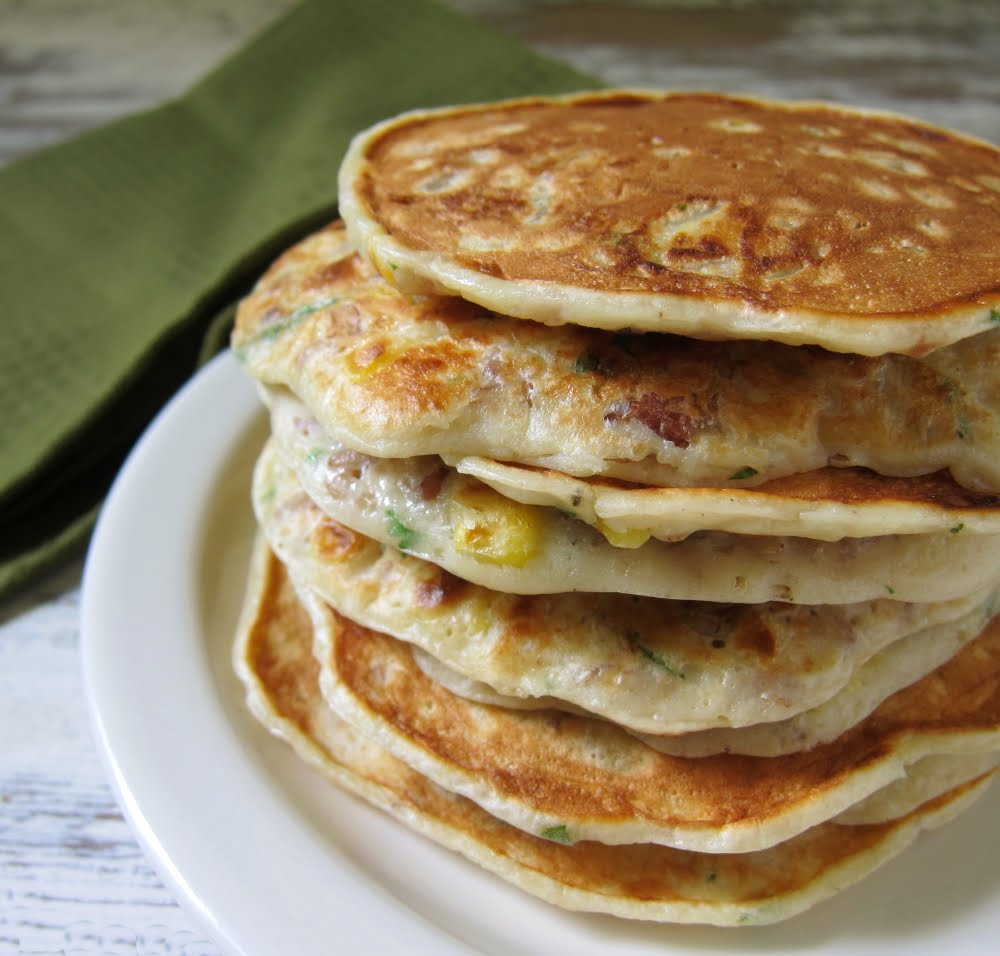 Rice Pancakes Recipe — Dishmaps