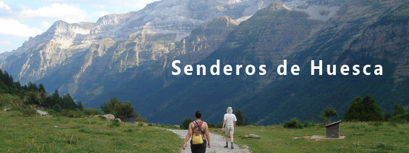 Senderos de Huesca