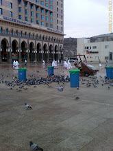 Perkarangan Masjidil Haram