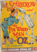 1914 Book 'Wizard Of Oz'