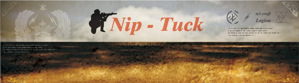 ●NipTuck clothing Taiwan●