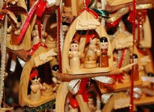 Christkindlmarket Christmas Market Christkindlmarkt ornaments