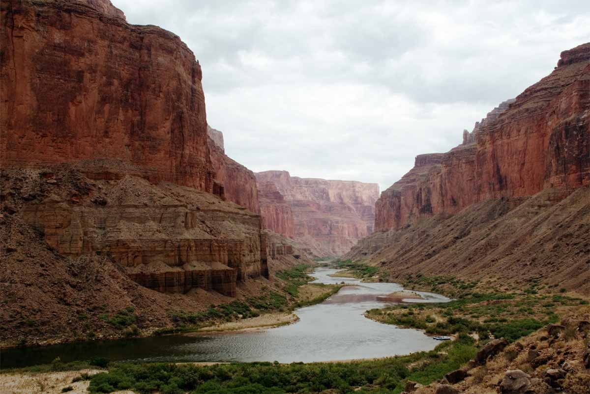 Colorado River Grand Canyon Arizona by Jeanne Selep Imaging