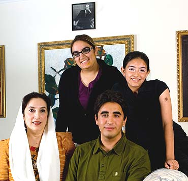 Arunoday The Rising Sun Fatima Bhuttos Book Songs Of Blood And - Bhutto family