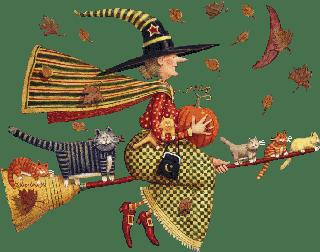 Outono, Magosto, Samaín