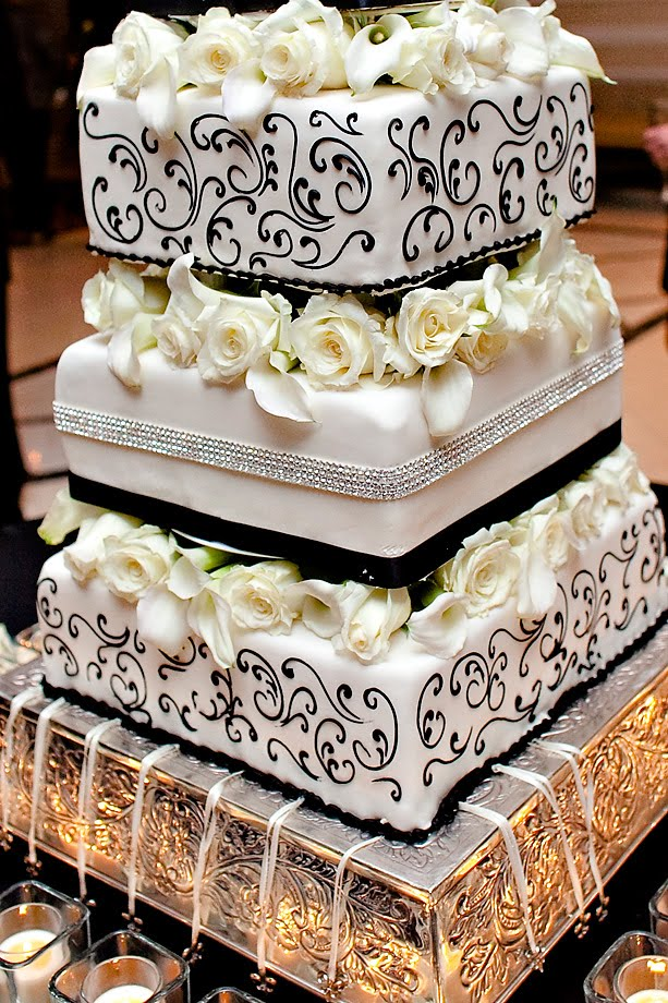 Victorian Wedding Cake Charms Bridesmaids Keepsake