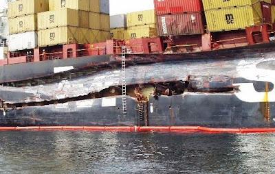 Μπλεγμένο και σε άλλη ναυτική τραγωδία το Aegean Wind Roberta+1