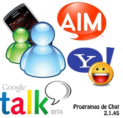 Programas de chat