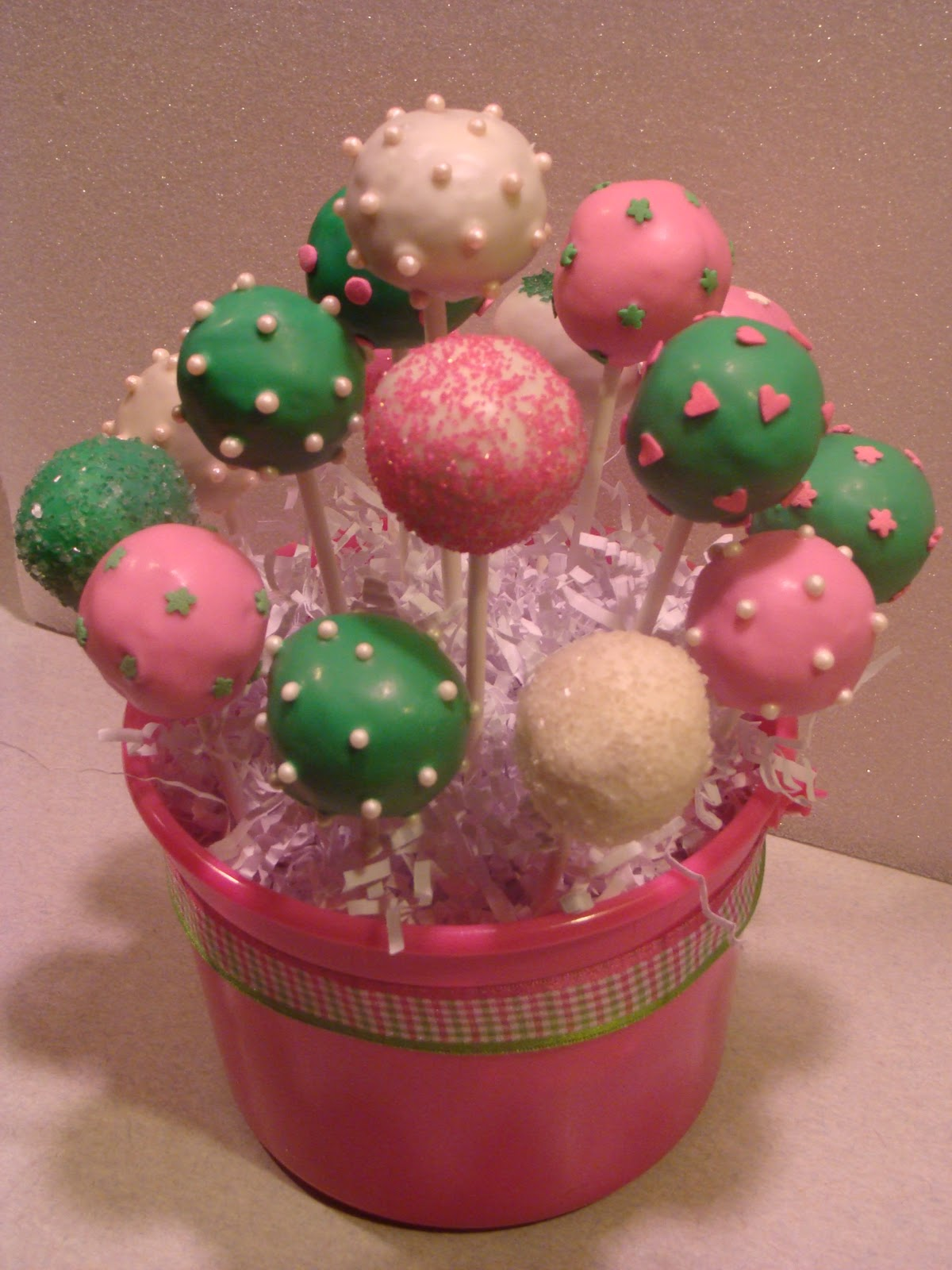 sweet treats by bonnie baby shower cookie favors cake pops