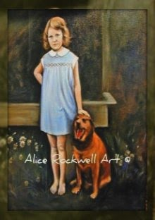 Alice Rockwell - my mom the artist