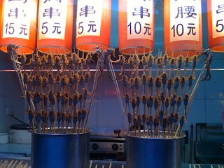 crazy beijing street food