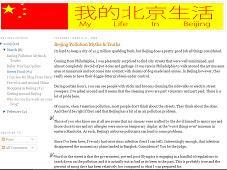 my beijing life blog