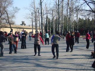 Chinese Ballroom Dancing