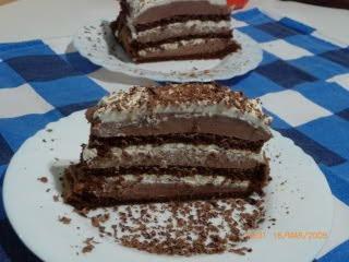 recepti za kolače Kinder torta