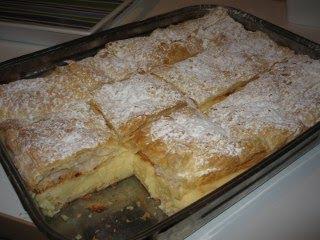 recepti za kolače i torte Kremšnite