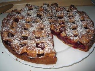 recepti za kolače i torte Crostata od višanja