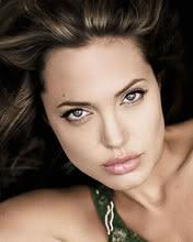 Angelina Jolie, vjetar u kosi download besplatne slike pozadine za mobitele