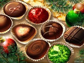 Božićni kolači download besplatne pozadine slike za mobitele