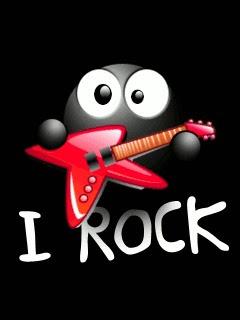 Smajlić rocker download besplatne pozadine slike za mobitele