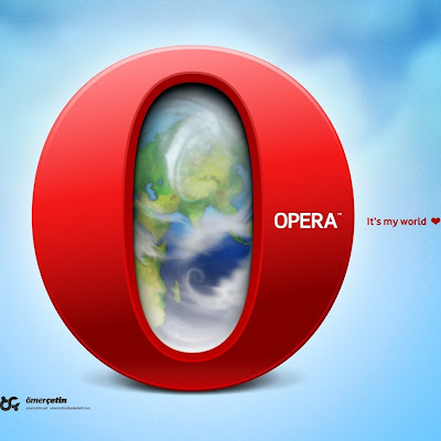 Opera, free software download free wallpapers for Apple iPad