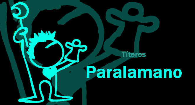títeres Paralamano