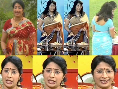Lakshmi Nair Navel