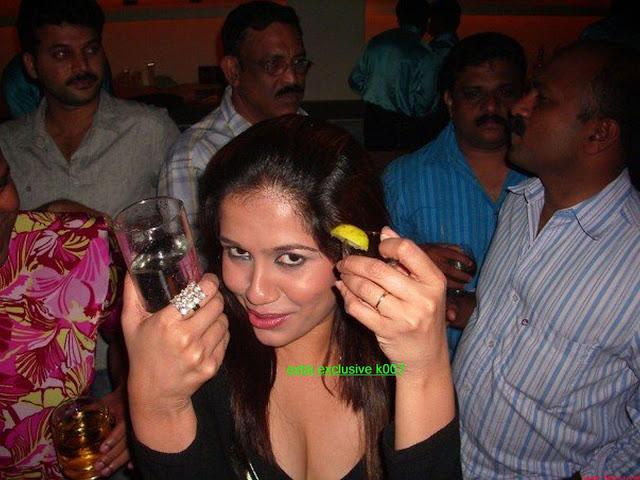 Ranjini haridas boob