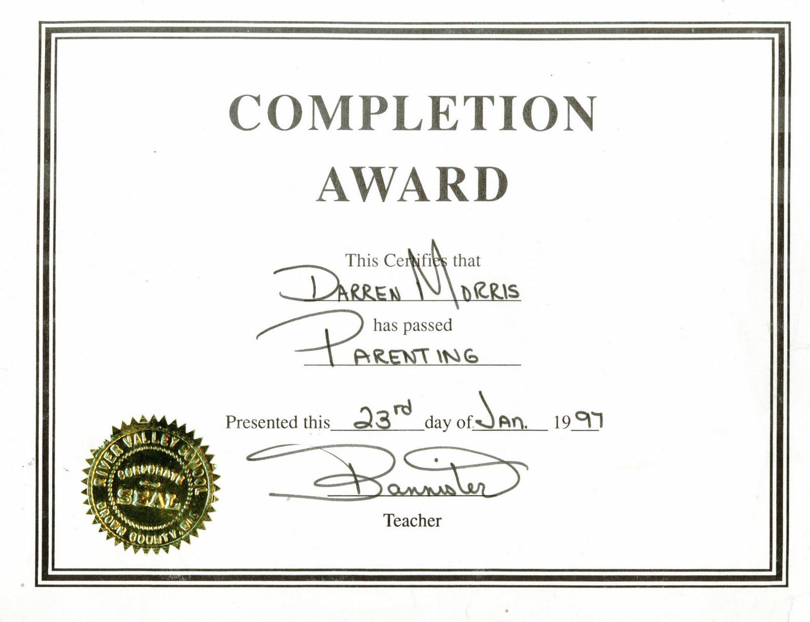 Art award certificate template fieldstation art award certificate template yelopaper Choice Image