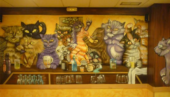 Berok graffiti mural profesional en barcelona mural for Caracteristicas de un mural