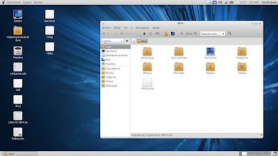 Fedora 14 usando Equinox y Faenza